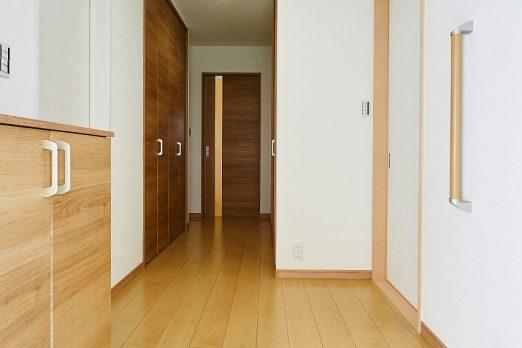 IH 102 1 522x348 - 家族のライフスタイルを重視した上下分離型二世帯住宅